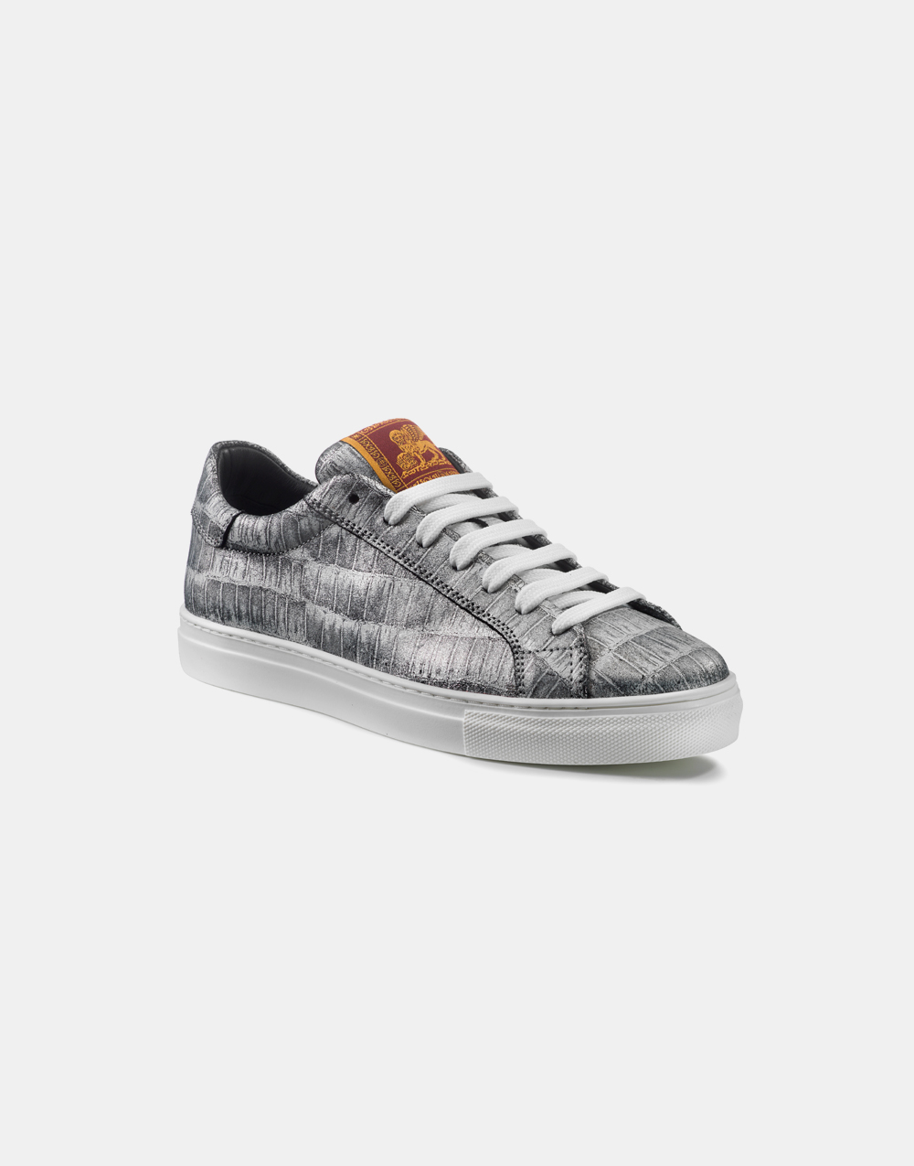 sneakers-veneto-doc-argento-bassa