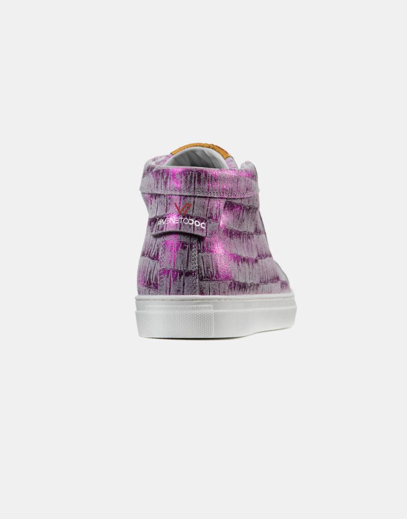 sneakers-veneto-doc-fuxia-alta-retro