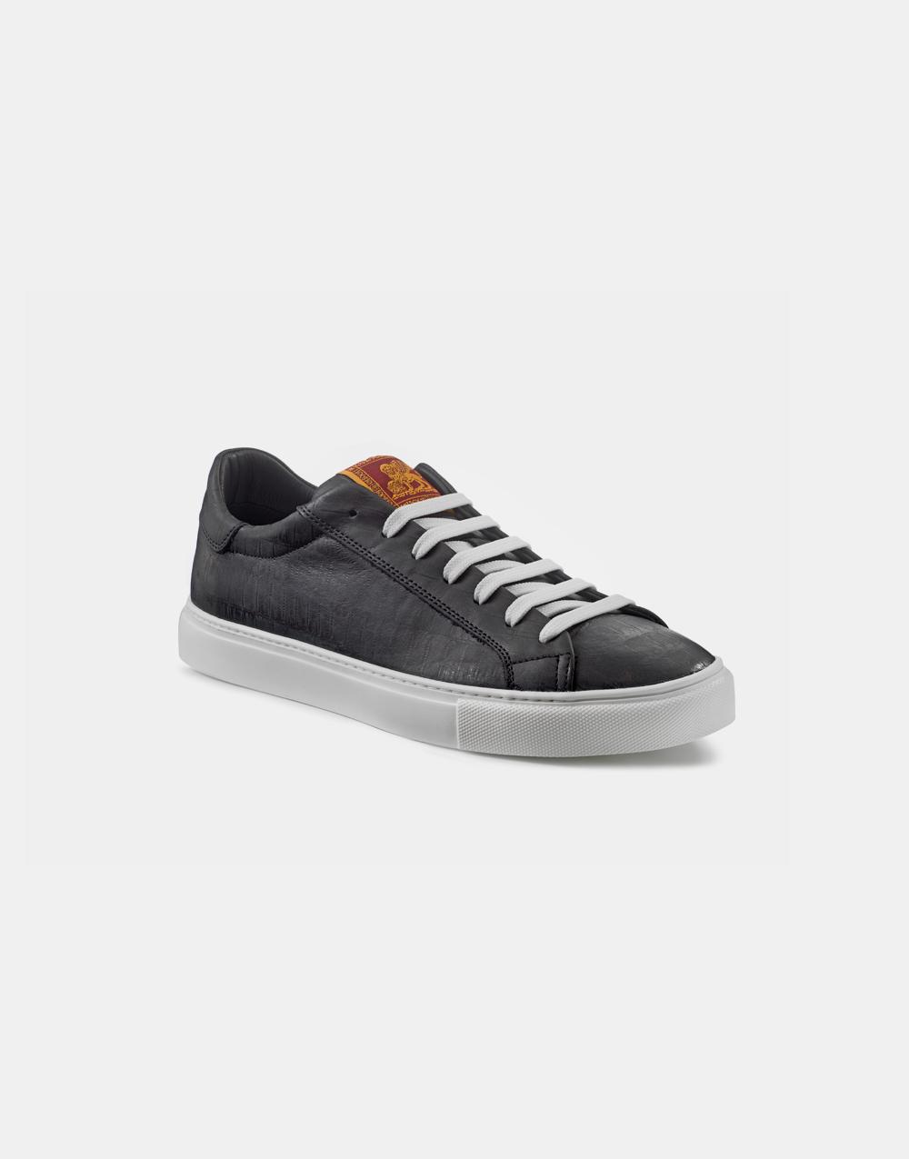 sneakers-veneto-doc-nera-texture-bassa