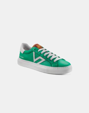 Venetodoc-sneakers-scarpe-shoes-Burano-Smeraldo-verde-3-4