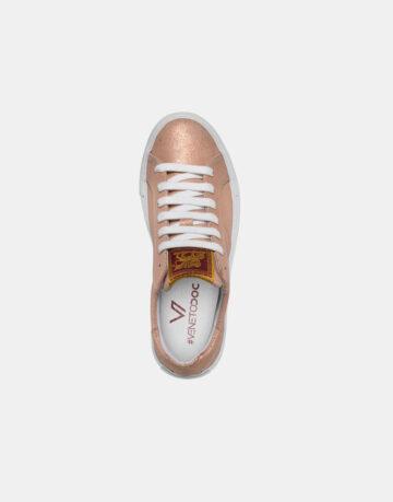 Venetodoc-sneakers-scarpe-shoes-Valdobbiadene-Bellini-rosa-sopra